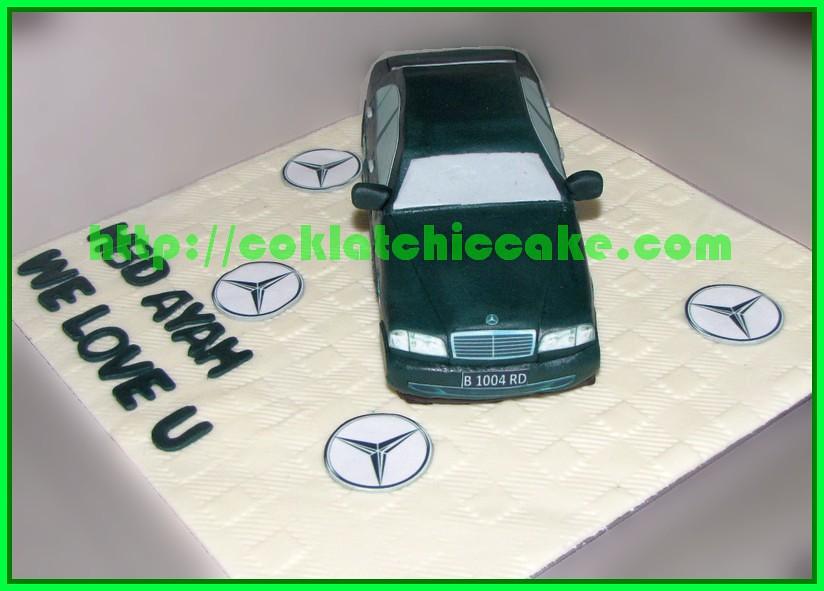 Cake Mercedes C180