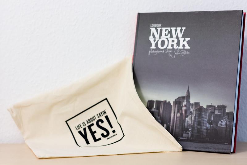 Logbuch New York