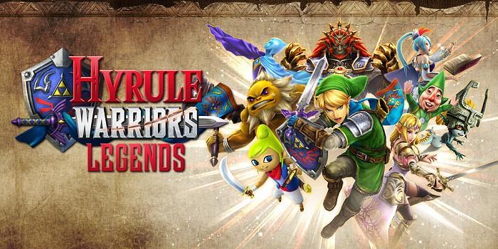 Linkle, a nova personagem de Hyrule Warriors: Legends entra em ação