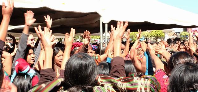 3er Festival por la Memoria, Voz y Libertad. Mujeres sanando la vida