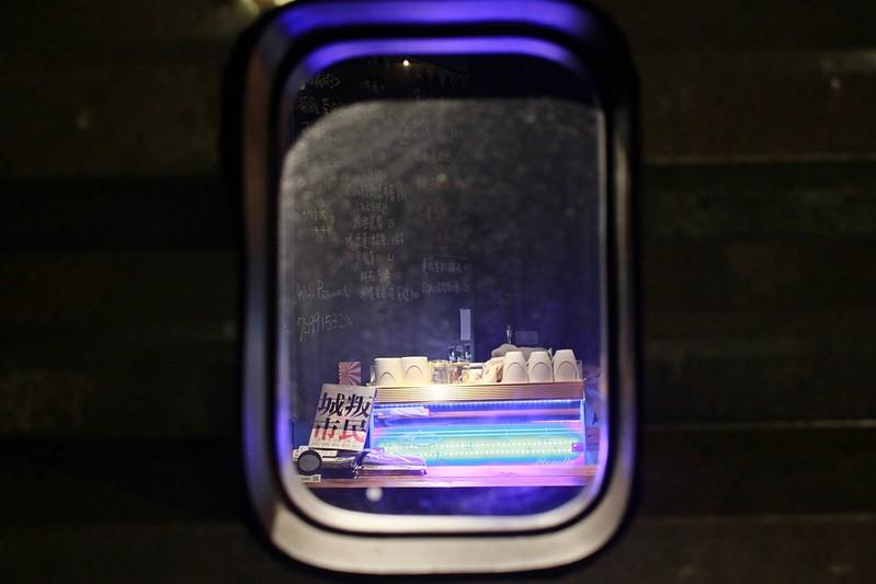 台北。深夜主題。暗角咖啡。17度C台北隨拍 (27)