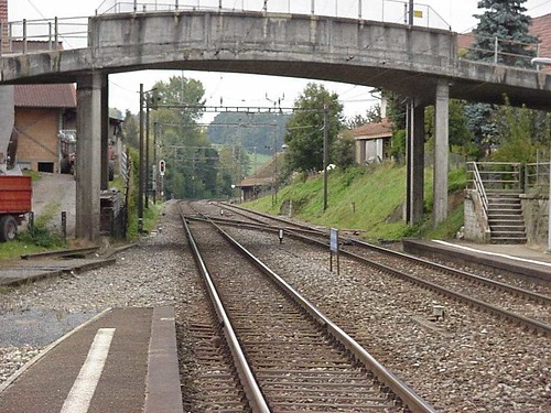 Bahnhof Cottens