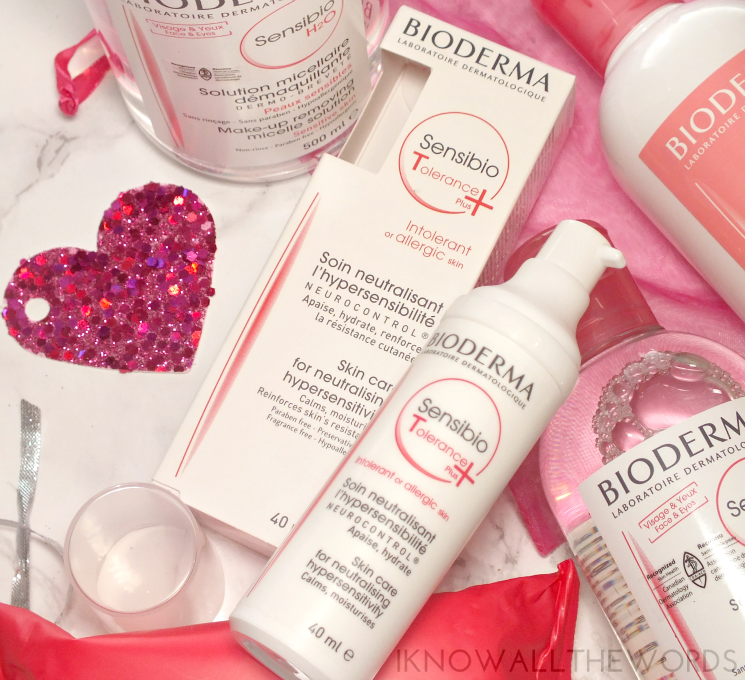 Bioderma Sensibio tolerance plus