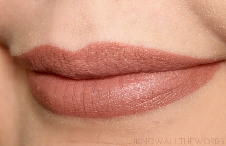 Julep Maven December It's Whipped Matte Lip Mousse in Oh La La (2)