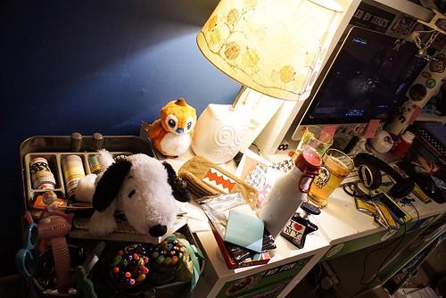 2 - Messy Desk, Messy Life
