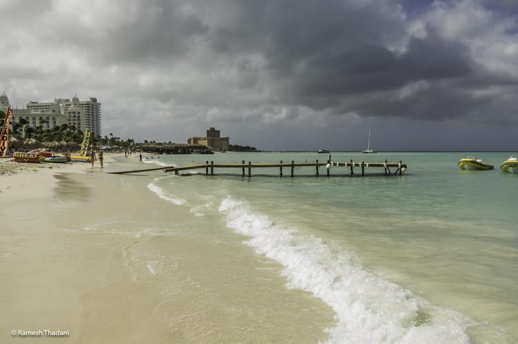 Mall Near Palm Beach Aruba