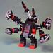 Xalax Mech 3 - Warrior's Multi-Mech