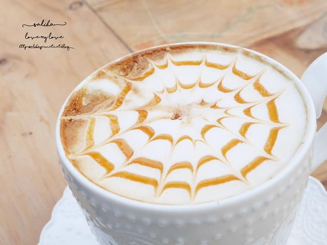 陽明山美軍宿舍白房子Yang Ming Cafe不限時下午茶咖啡 (1)