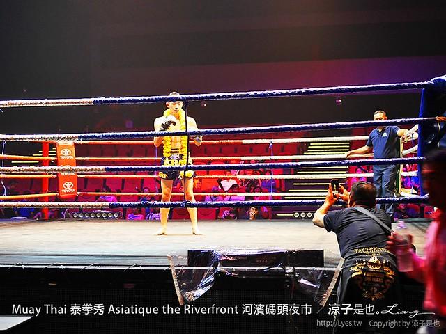 Muay Thai 泰拳秀 Asiatique the Riverfront 河濱碼頭夜市 19