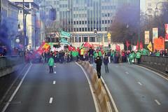 Manif Non-Marchand Bruxelles 24/11/2016