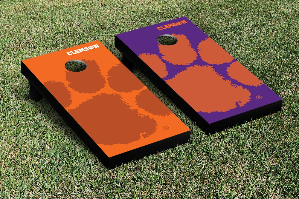 Clemson Tigers Watermark Design