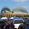 Miller Park Tailgaiting by JamesMeyerPhotography