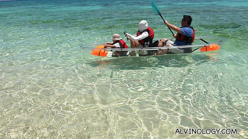 [GIVEAWAY] 5 kid-friendly activities in Boracay - Alvinology