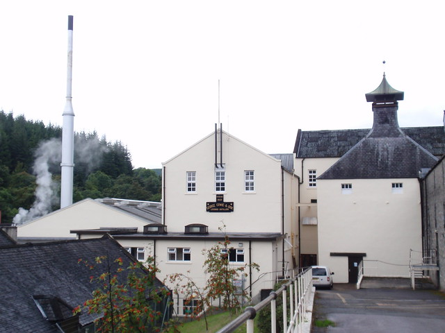 Mortlach distillery