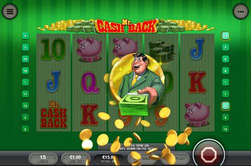 Игровой автомат мега деньги 5 барабанов