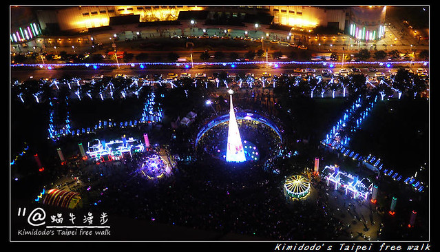 新北歡樂耶誕城 (11)