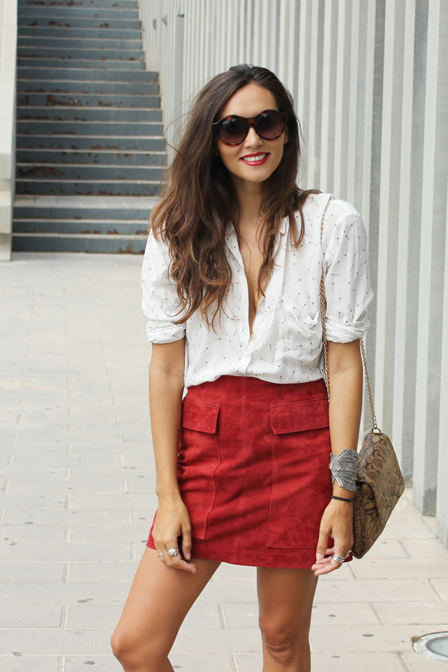 red skirt coohuco 1