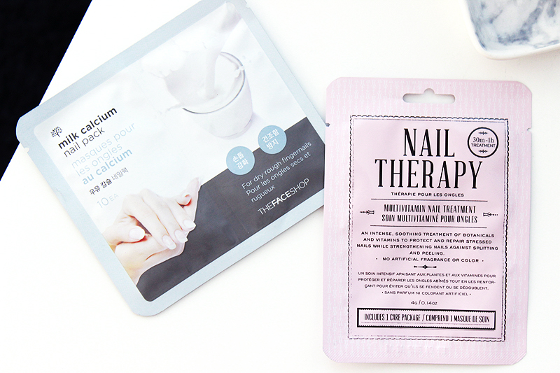 New York Haul: Nail Therapy, The Face Shop