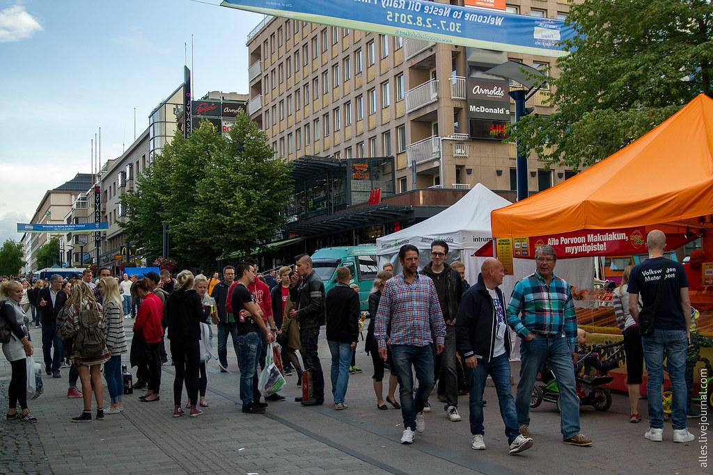 RallyFinland2015-Jyvaskyla_citycenter
