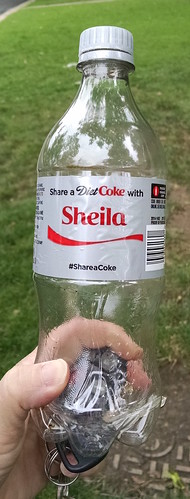 Named Diet Coke