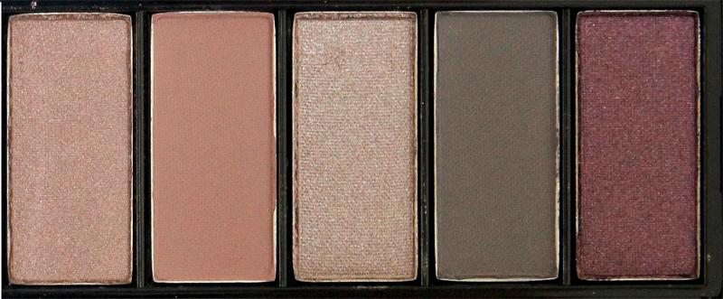 L'oréal rosé la palette nude2