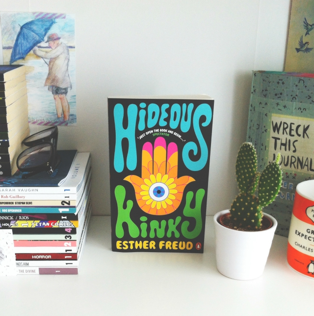 hideous kinky esther freud book haul blog uk vivatramp