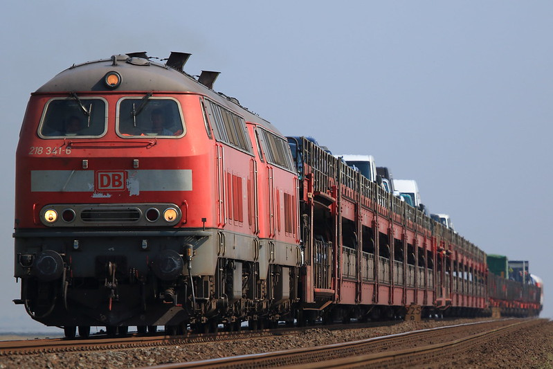 DB BR218 341