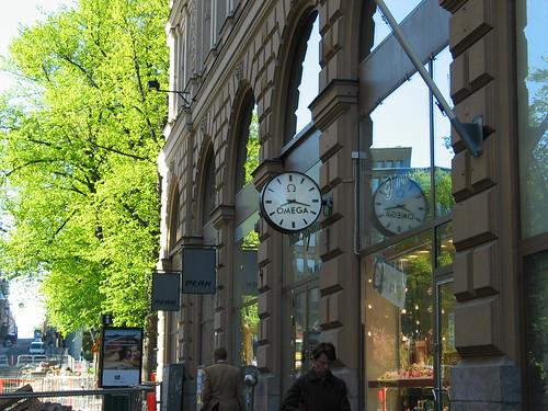 春天,降臨赫爾辛基