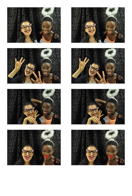 2015 GCSW Student Open House Photo Booth