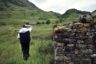 Mountain Bothy Essan, Loch Eilt | Roland Krinner