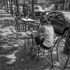Philly sidewalk sitting - #philly #phillygirl #phillygram #phillylife #phillygraff #phillyphotographer #phillystyle #phillyigers #phillyprimeshots #phillynation #street #streets #streetbw #streetlife #streetstyle #streetphotography #streetphoto #streetart