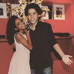 Sabrina Nonata e Cauê Campos fizeram bonito em #Babilônia ! #BlogAuroradeCinemaregistra #TVGlobo #novelasdas21 #SabrinaNonata #cauêcampos @sabrinanonataoficial #castTvGlobo #atores-mirins