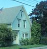 House with tall gable, Belfast, Maine