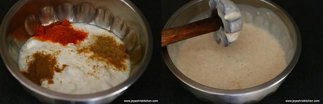 dahi bread chaat