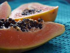 enjoy papaya
