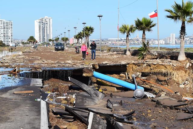 Tsunami Coquimbo
