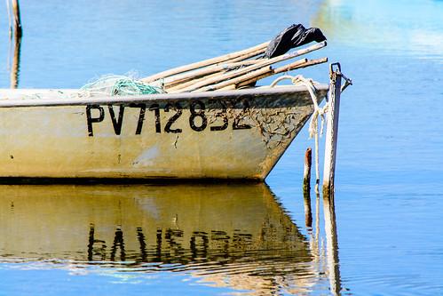 Boat at Gruissan