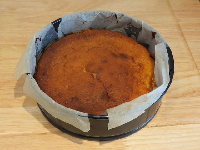 Cooking: Yuzu Cake