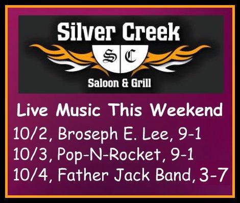 Silver Creek 10-2 thru 10-4-15