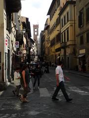 Street near the Duomo