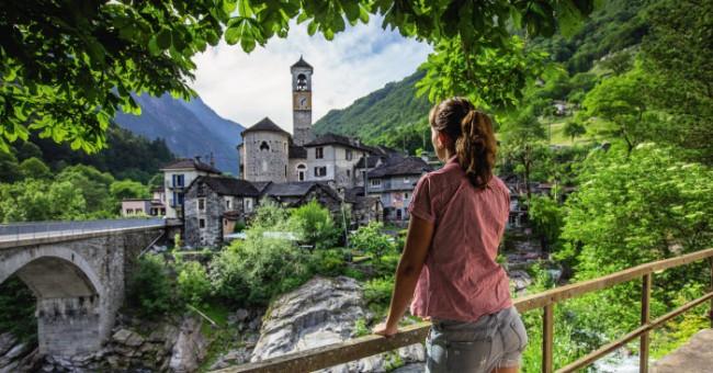 Švýcarské Ticino na festivalu Sedm divů.