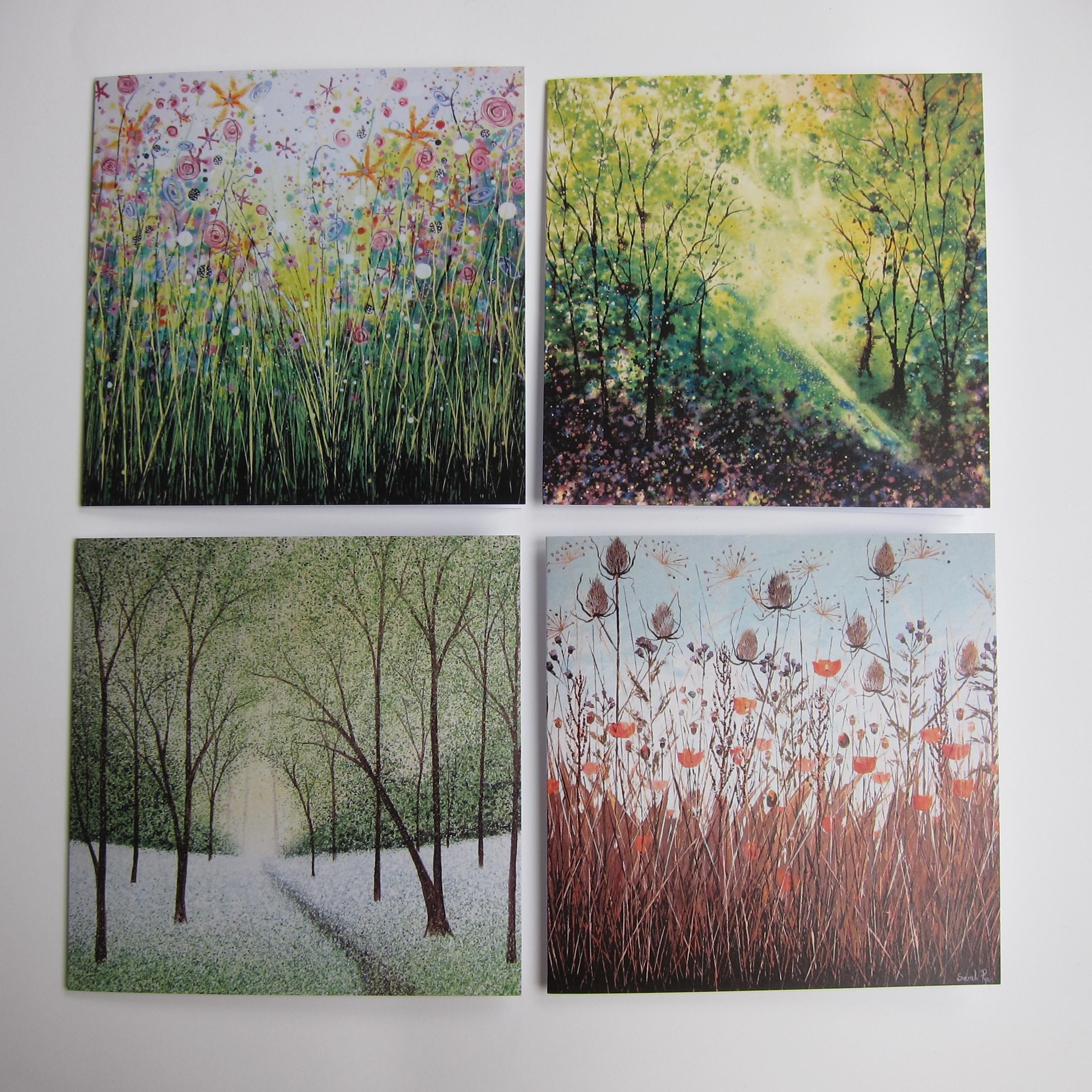 Sarah Pye cards