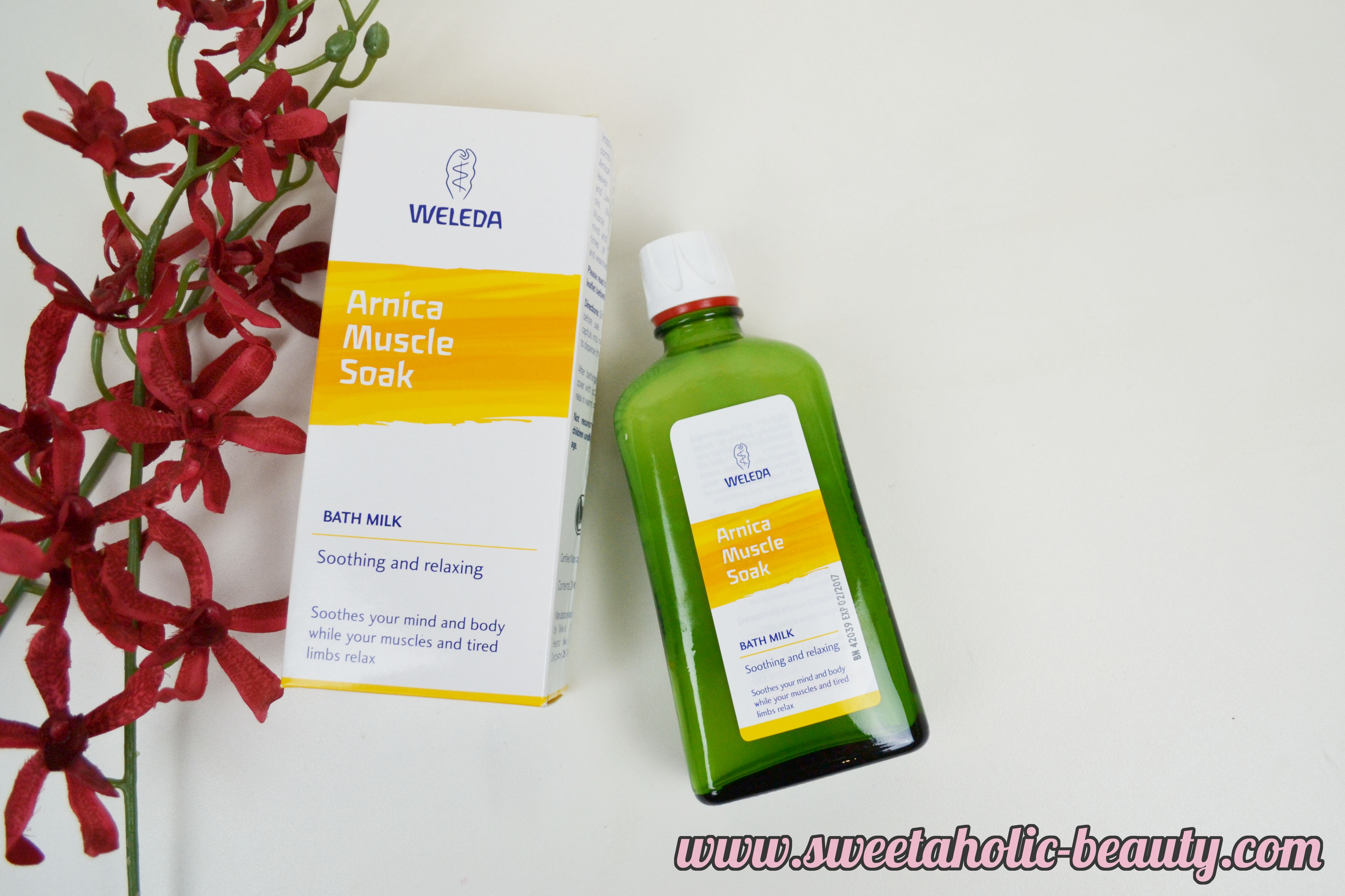 Weleda Arnica Muscle Soak - Review