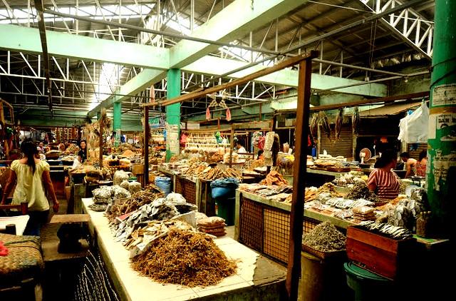 Estancia public market