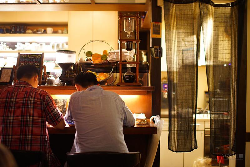 20151009二條通 綠島小夜曲咖啡