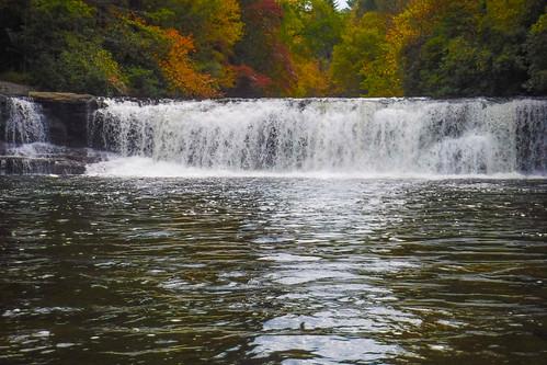 Cascade Lake and Hooker Falls-14