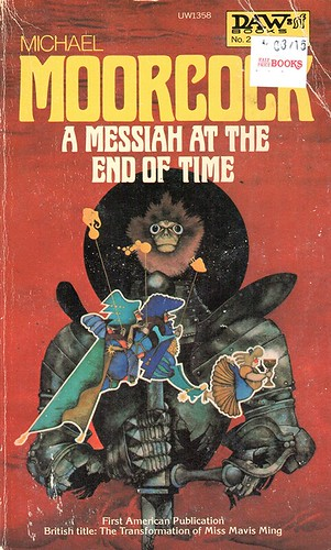 A Messiah at the End of Time by Michael Moorcock