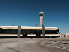 Dallas Streetcar & Reunion Tower