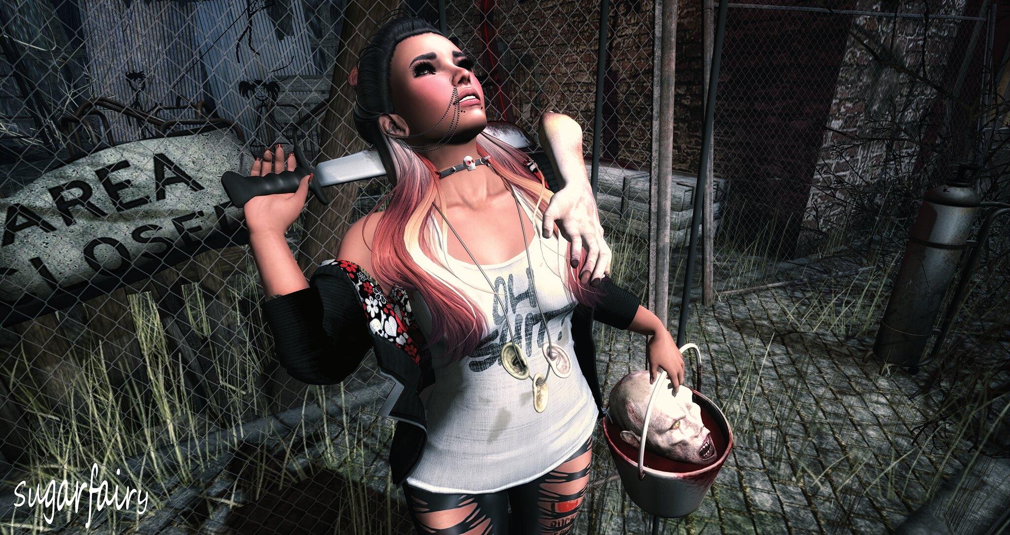Damn I Love Killing Zombies