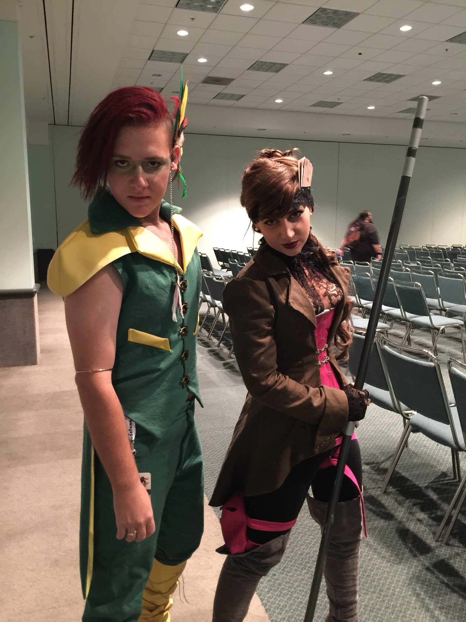 Phoenix and Gambit